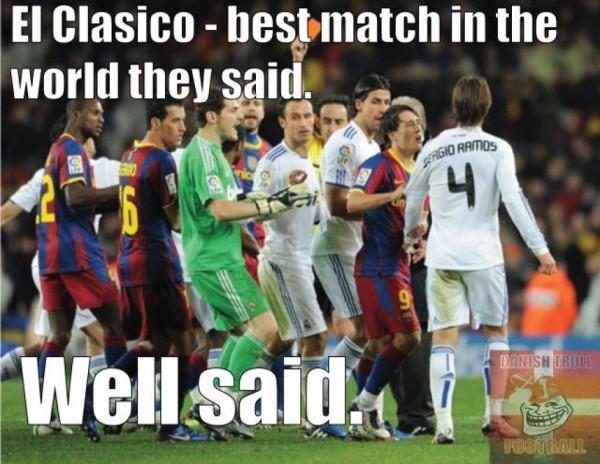 Memes Clasico Real Madrid Barcelona 2014 Auto Design Tech