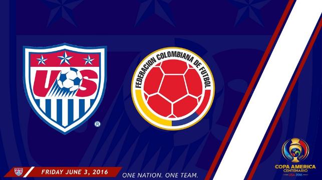 Estados Unidos vs Colombia 2016 EN VIVO Online Copa ...