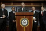 Senadores Democratas de EE.UU generan una ley en contra de la orden de Trump