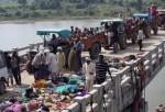 Estampida en India