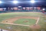 Cancha de Beisbol, donde los grandes jugadores se enfrentan