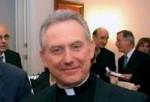 El sacerdote Patricio Benvenuti fue aprendido por lavar dinero