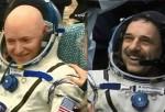 Astronautas De La NASA Regresan A La Tierra