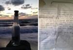 Mensaje Dentro De Botella En El Mar Conmueve En Redes Sociales