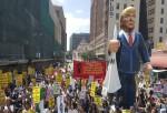 Miles  Marchan En Los Ángeles En Apoyo A Inmigrantes
