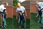 Padre Logra Que Su Hijo Discapacitado Juegue Futbol
