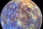 Paso De Mercurio Enfrente Del Sol