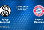 Landshut vs Bayern Munich