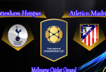 Tottenham vs Atlético Madrid
