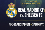 Real Madrid vs Chelsea
