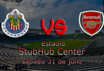 Chivas vs Arsenal