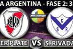 River Plate vs Sportivo Rivadavia