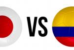 Japón vs Colombia