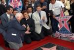 Juan Gabriel Obtiene su Estrella en el Paseo de la Fama en Hollywood