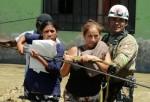 Van por lo menos 90 muertos tras inundaciones en Peru