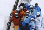 Al menos ocho adolescentes fallecidos por una avalancha de nieve en Japón