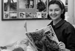 Fallese Agustina Castro Ruz, la hermana menor de Fidel Castro.