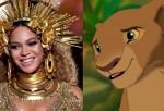 """Beyoncé podría ser Nala en la nueva versión del """"El rey león"""""""