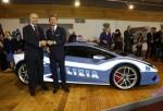 Un Lamborghini Huracán, la nueva arma secreta de la Policía italiana