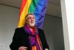 Fallece Gilbert Baker, el creador de la bandera arcoíris, símbolo de los derechos LGTBI.
