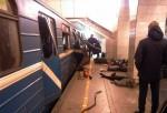 Al menos diez muertos en un atentado terrorista en el metro de San Petersburgo