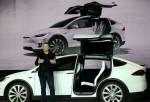 El fabricante de coches eléctricos Tesla ya vale más en Bolsa que Ford Motor