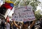 Maduro utiliza la fuerza contra las protestas de la oposición