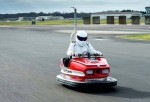 Un coche de choque de 1960 se convierte en el más veloz del mundo