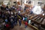 Atentados a iglesias cristianas en Egipto dejan 43 muertos y más de 100 heridos.