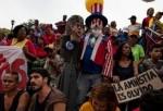 La policía venezolana utiliza bombas lacrimógenas caducadas contra la oposición
