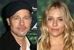 Pareja a la vista: Sienna Miller y Brad Pitt
